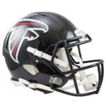 Atlanta Falcons Football Helmets