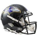 Baltimore Ravens Football Helmet
