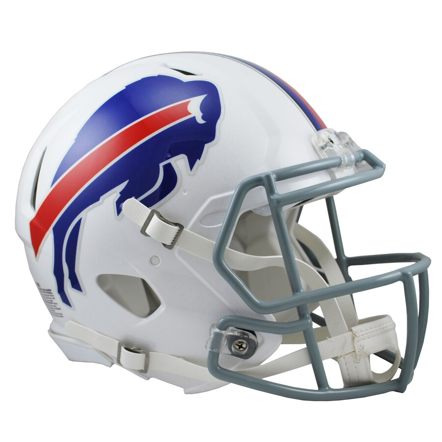 Buffalo Bills Football Helmets