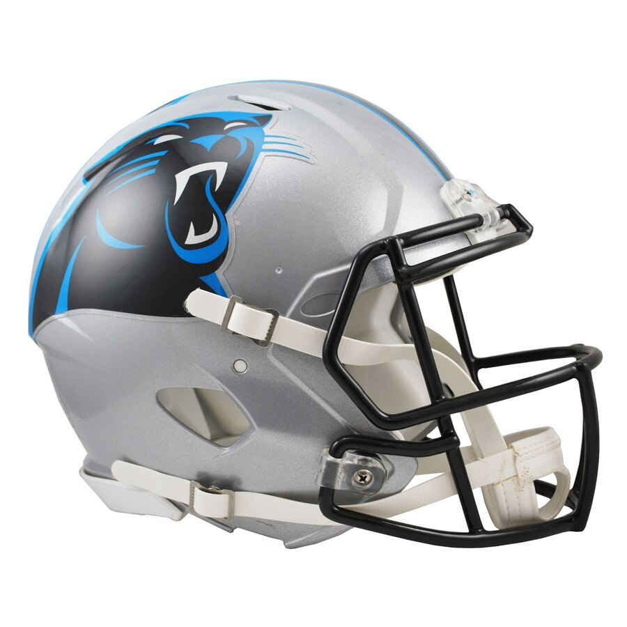 Carolina Panthers Football Helmets