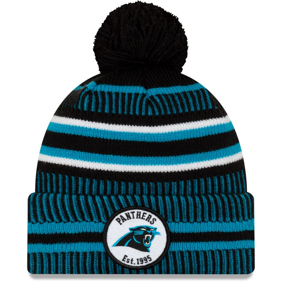 Carolina Panthers Knit Hats