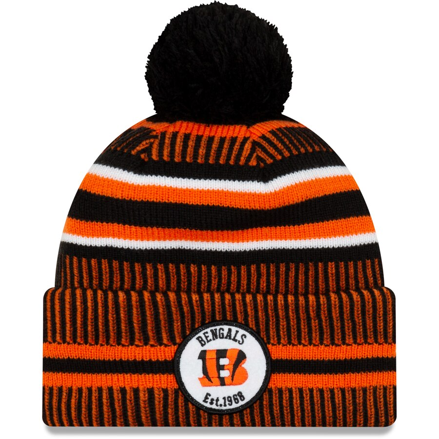 Cincinnati Bengals Knit Hats