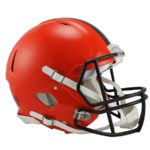 Cleveland Browns Football Helmets