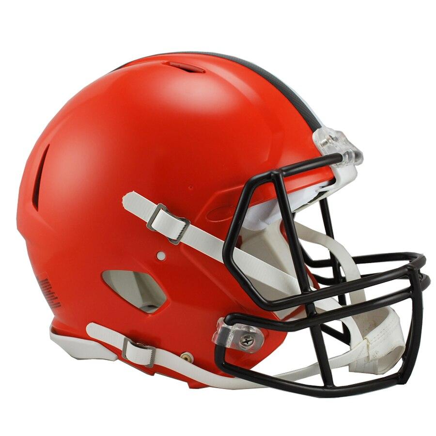 Cleveland Browns Football Helmets