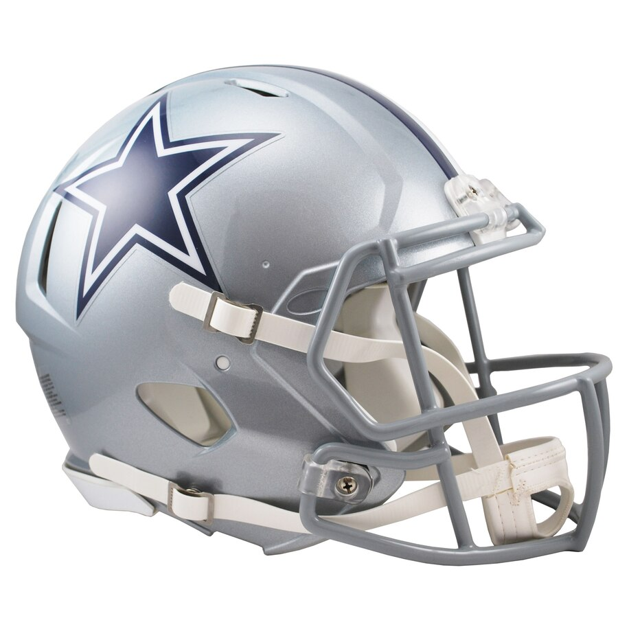 Dallas Cowboys Football Helmets