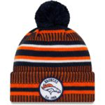 Denver Broncos Knit Hats