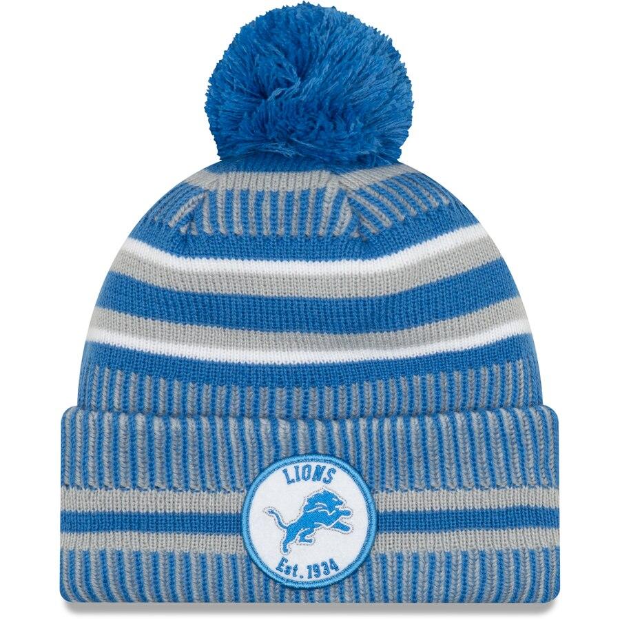 Detroit Lions Knit Hats