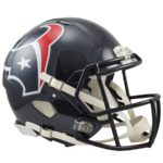 Houston Texans Football Helmet