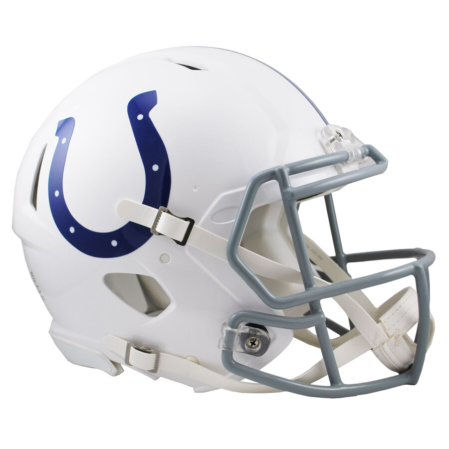 Indianapolis Colts Football Helmets