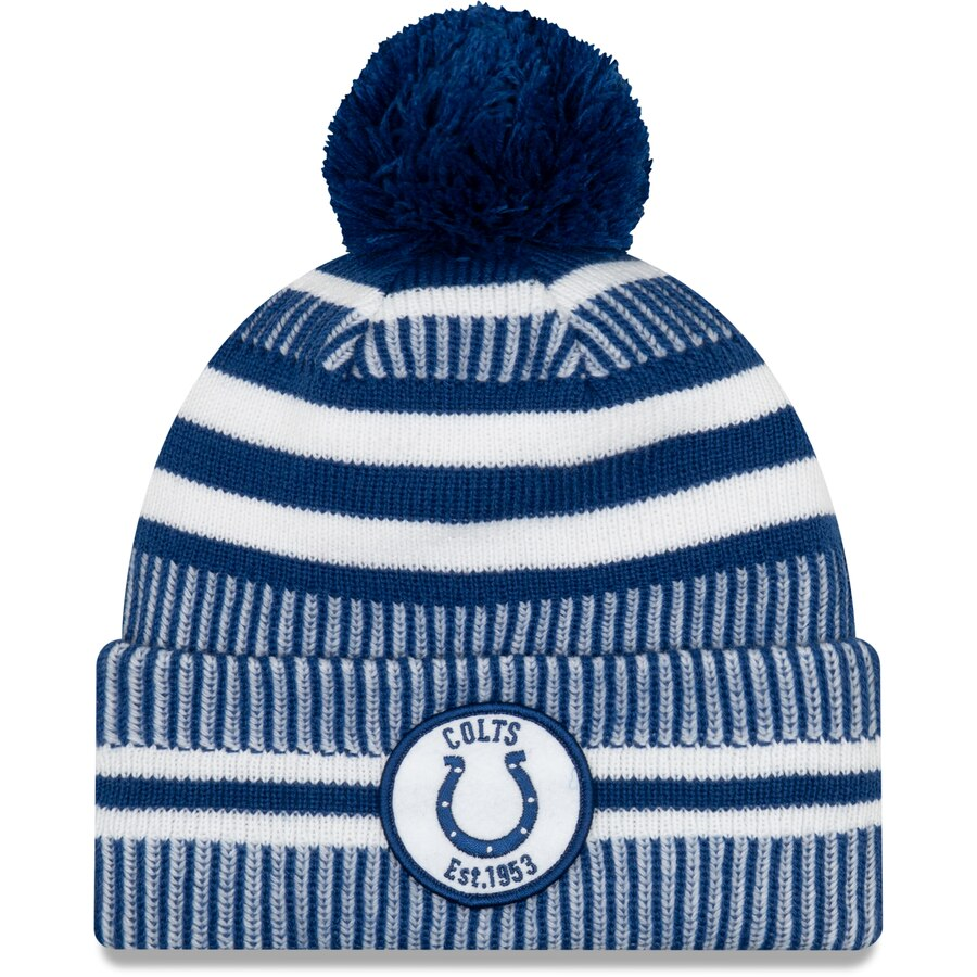Indianapolis Colts Knit Hat