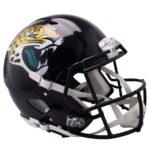 Jacksonville Jaguars Football Helmets