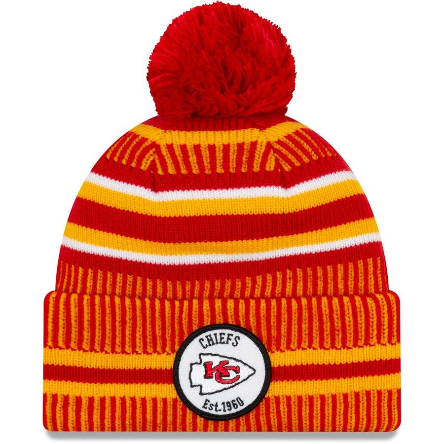 Kansas City Chiefs Knit Hats