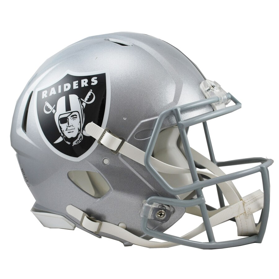 Oakland Raiders Football Helmet