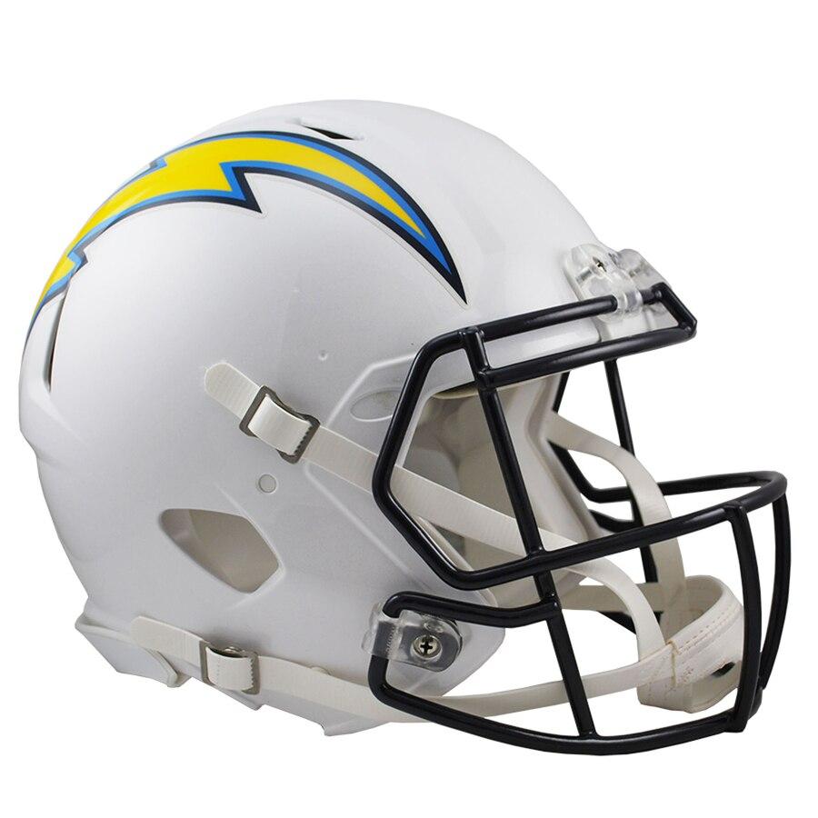LA Chargers Football Helmet