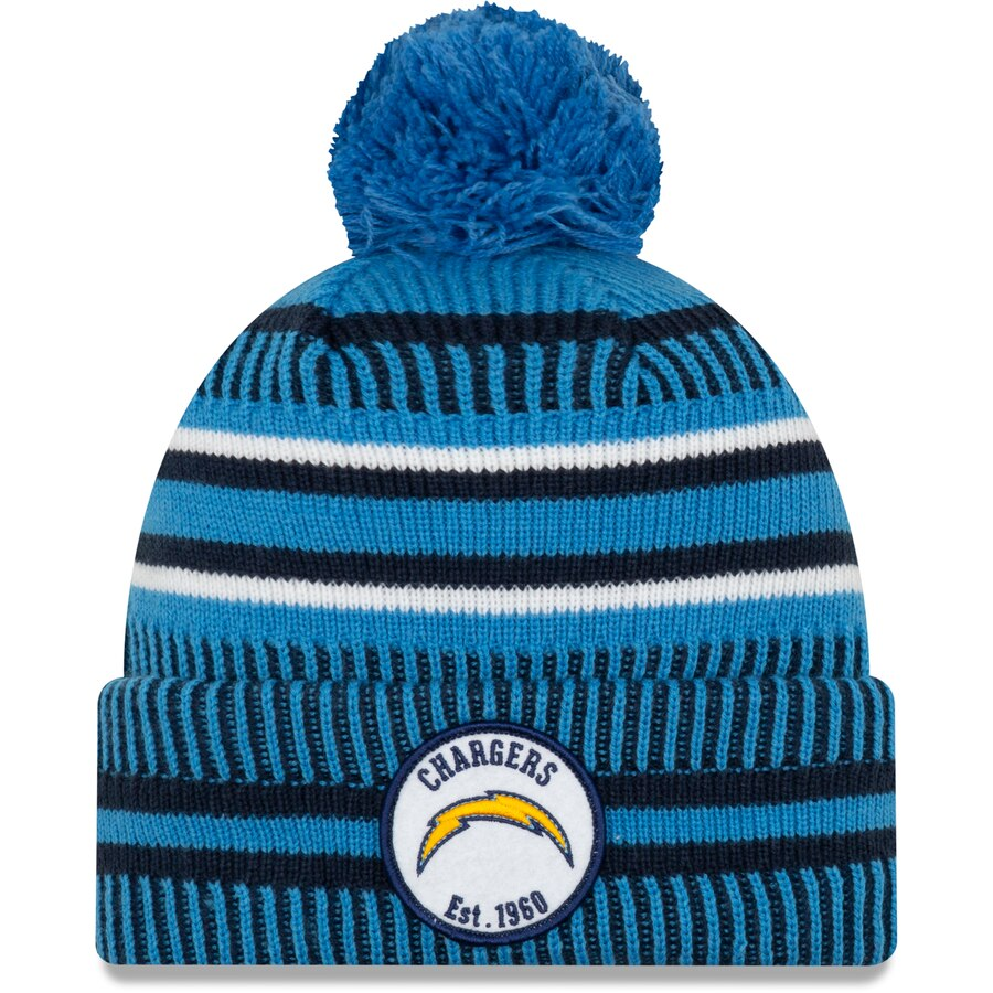 Los Angeles Chargers Knit Hats