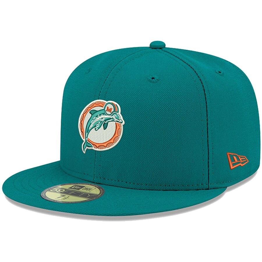 Miami Dolphins Caps