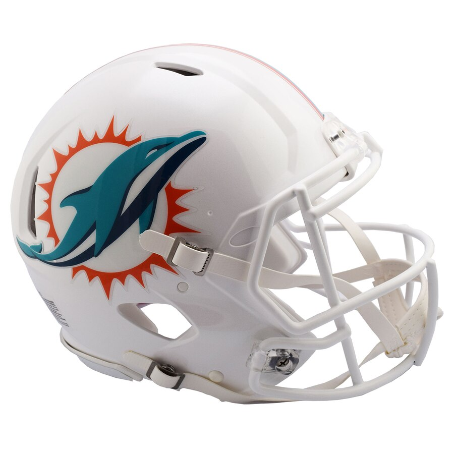 Miami Dolphins Football Helmet