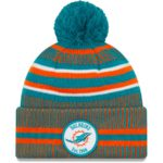 Miami Dolphins Knit Hats