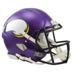 Minnesota Vikings Football Helmets