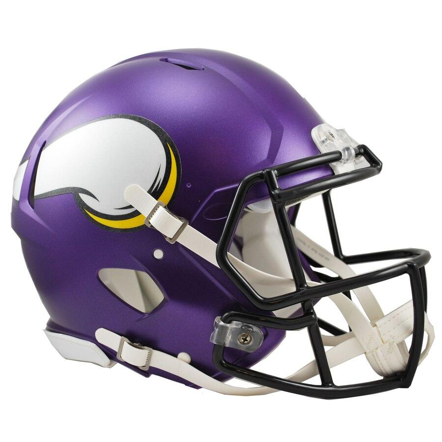 Minnesota Vikings Football Helmets