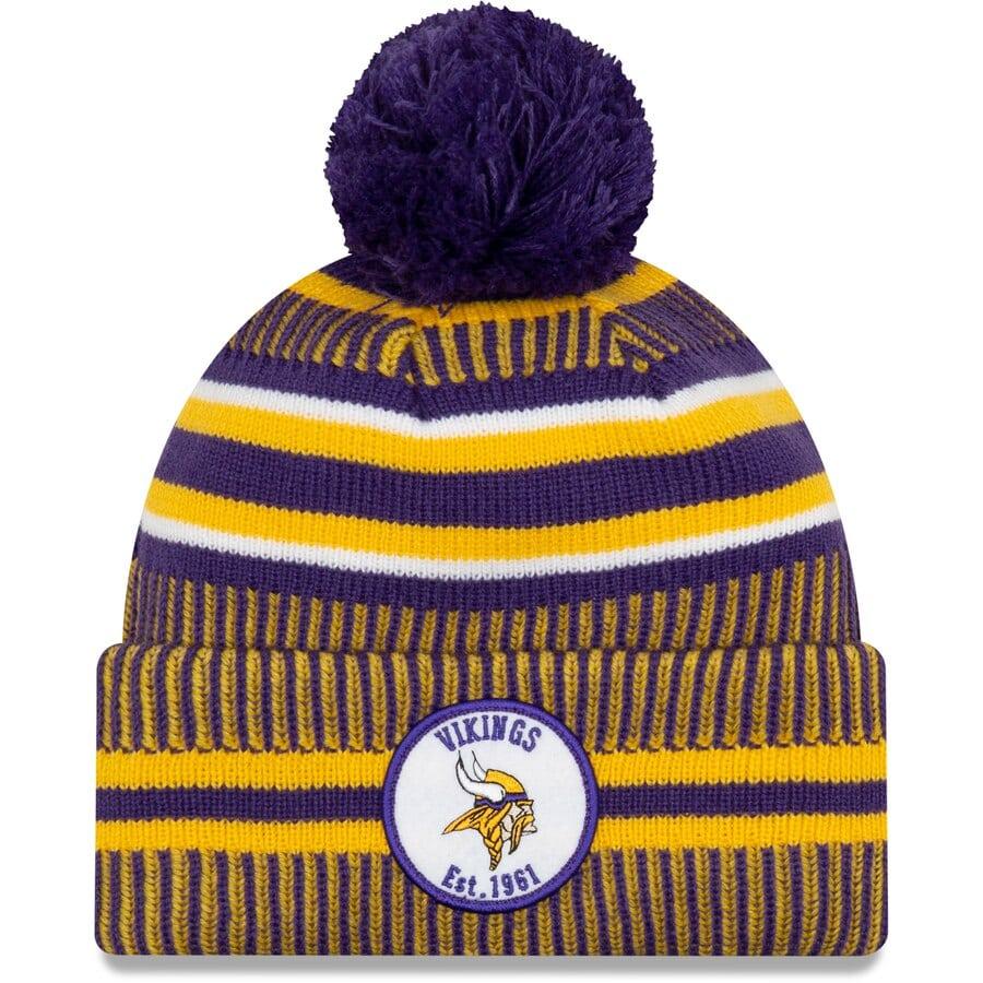 Minnesota Vikings Knit Hat
