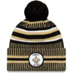 New Orleans Saints Knit Hats