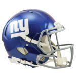 NY Giants Football Helmet