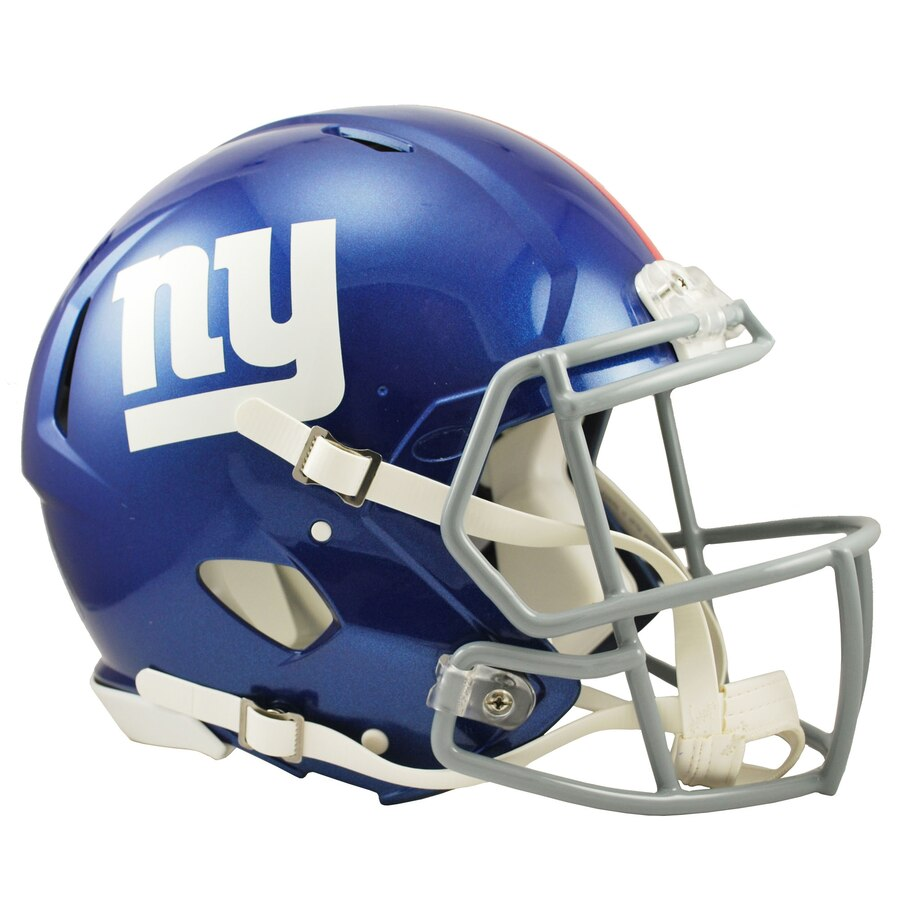 NY Giants Football Helmet