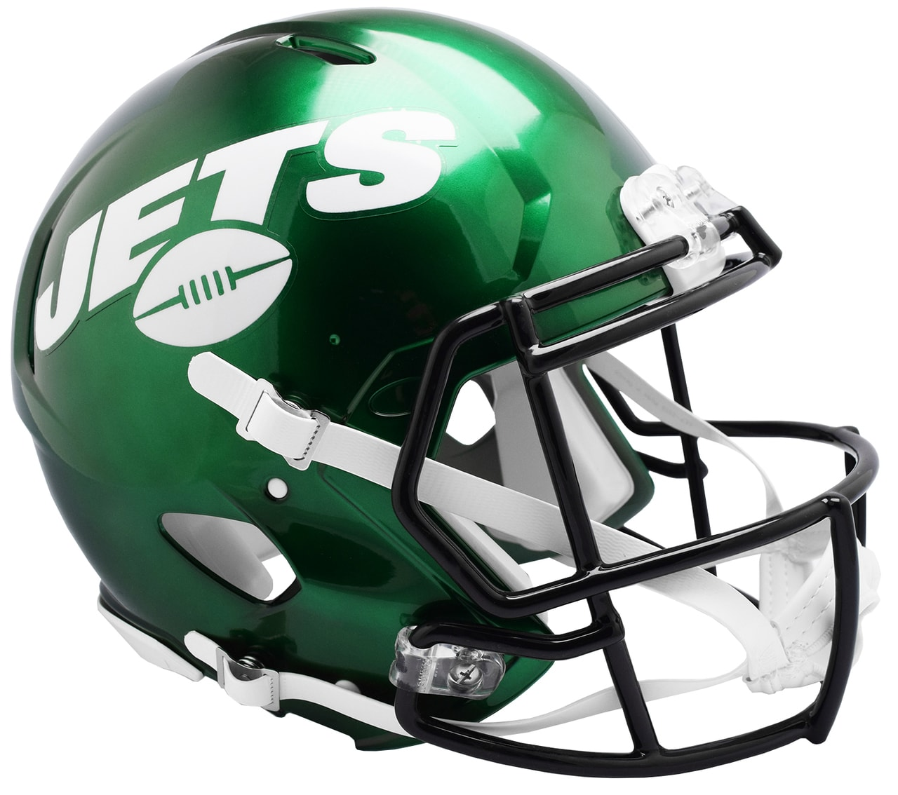 New York Jets Football Helmets