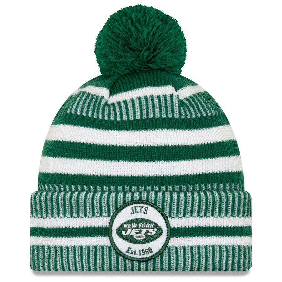 New York Jets Knit Hats