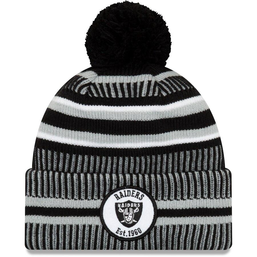 Las Vegas Raiders Knit Hats