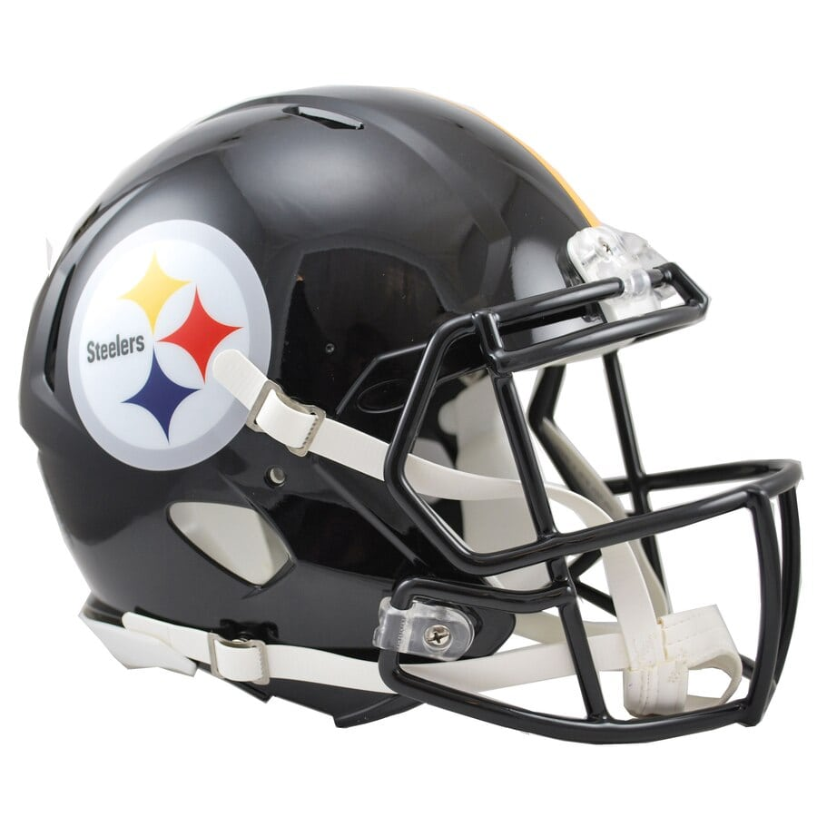 Pittsburgh Steelers Football Helmets
