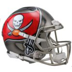 Tampa Bay Buccaneers Football Helmets