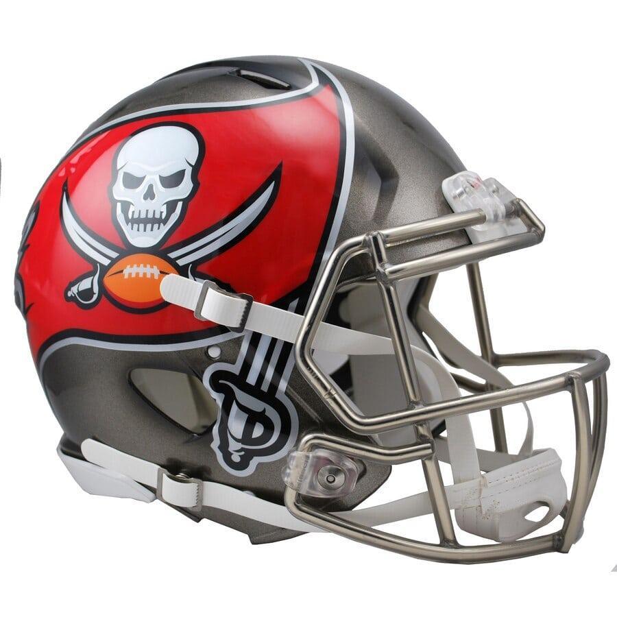 Tampa Bay Buccaneers Football Helmets