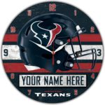 Houston Texans Clocks