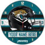 Jacksonville Jaguars Clocks
