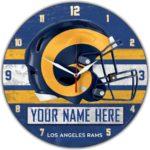 Los Angeles Rams Clock