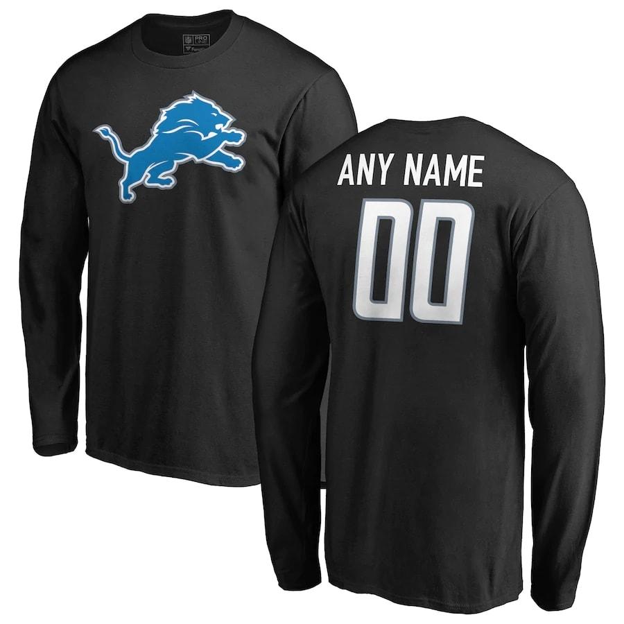 Detroit Lions Tee Shirts