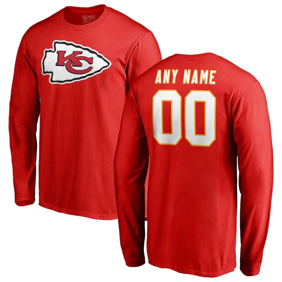 Kansas City Chiefs Tee Shirts