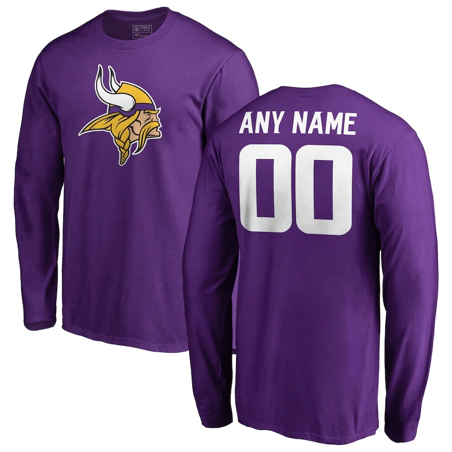 Minnesota Vikings Tee Shirts