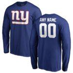 New York Giants Tee Shirts