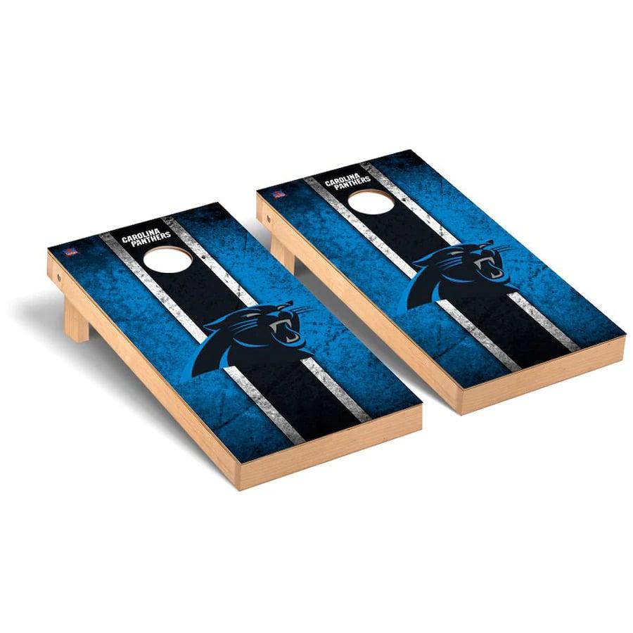 Carolina Panthers Cornhole Boards