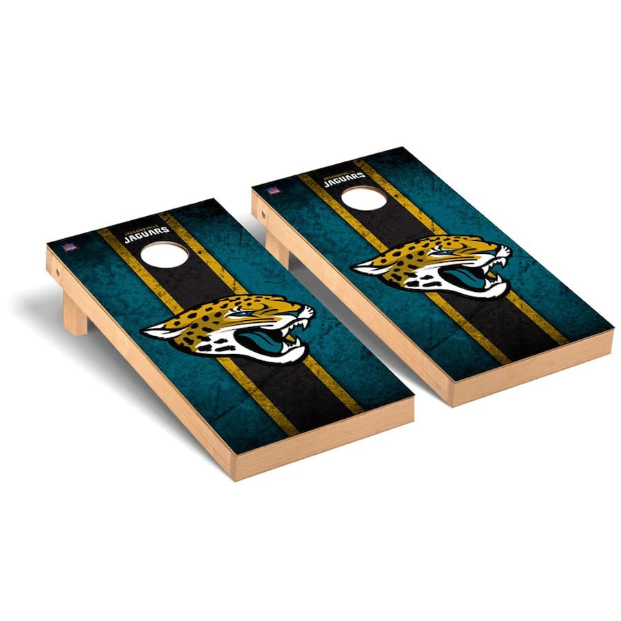 Jacksonville Jaguars Cornhole Boards