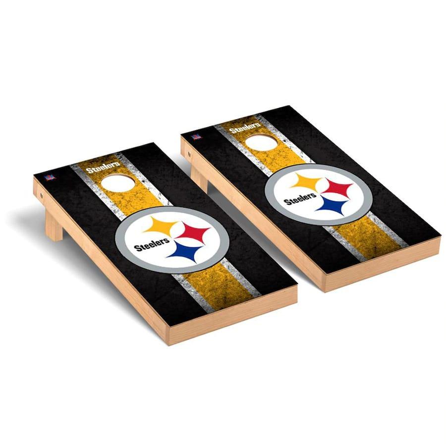 Pittsburgh Steelers Cornhole Boards