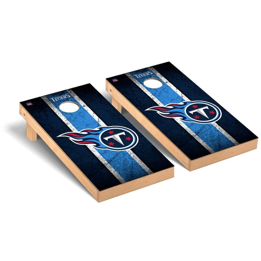 Tennessee Titans Cornhole Boards