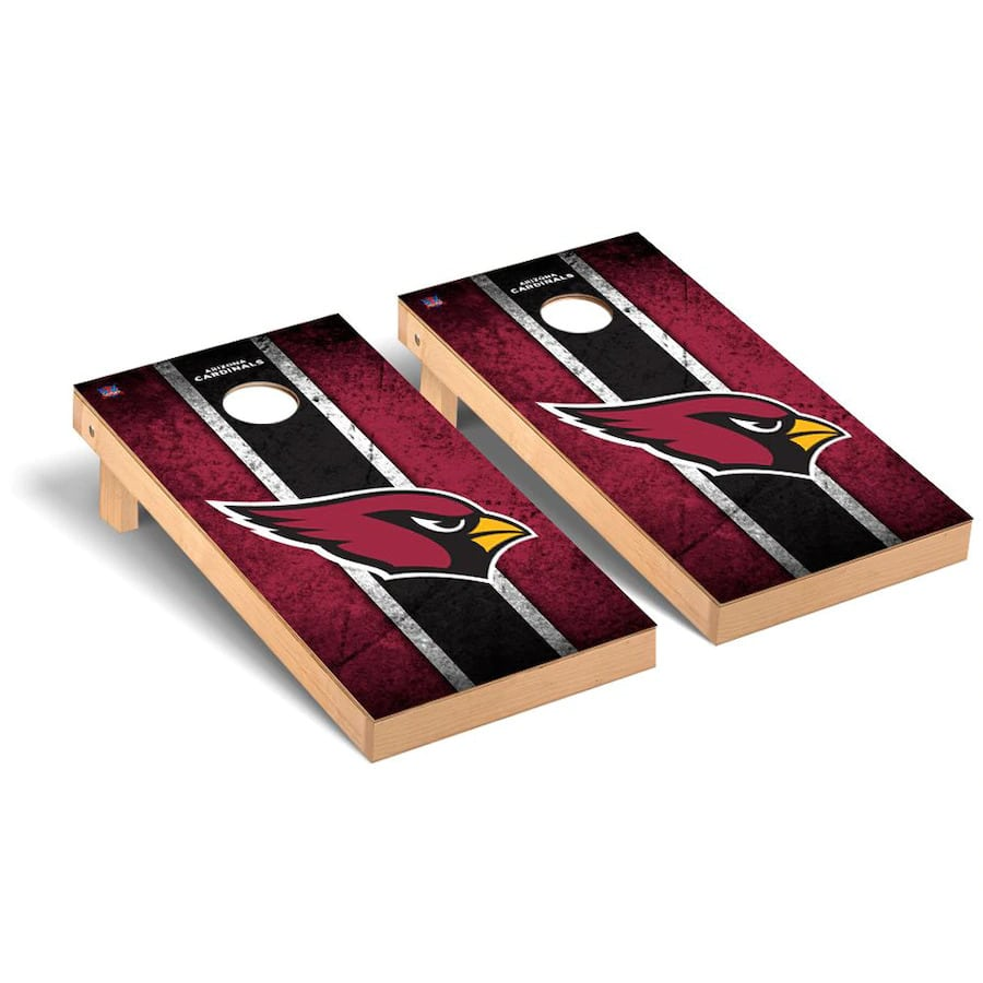 Arizona Cardinals Cornhole Boards