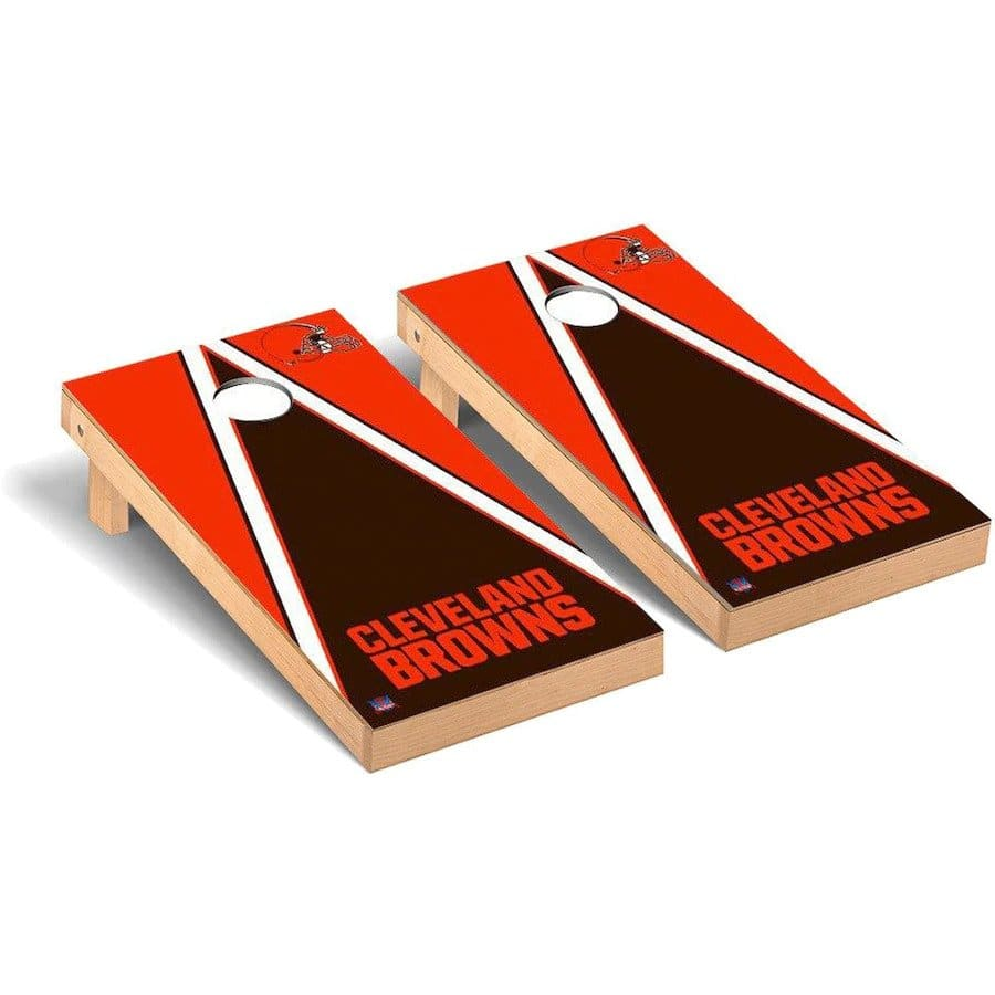 Cleveland Browns Cornhole Boards