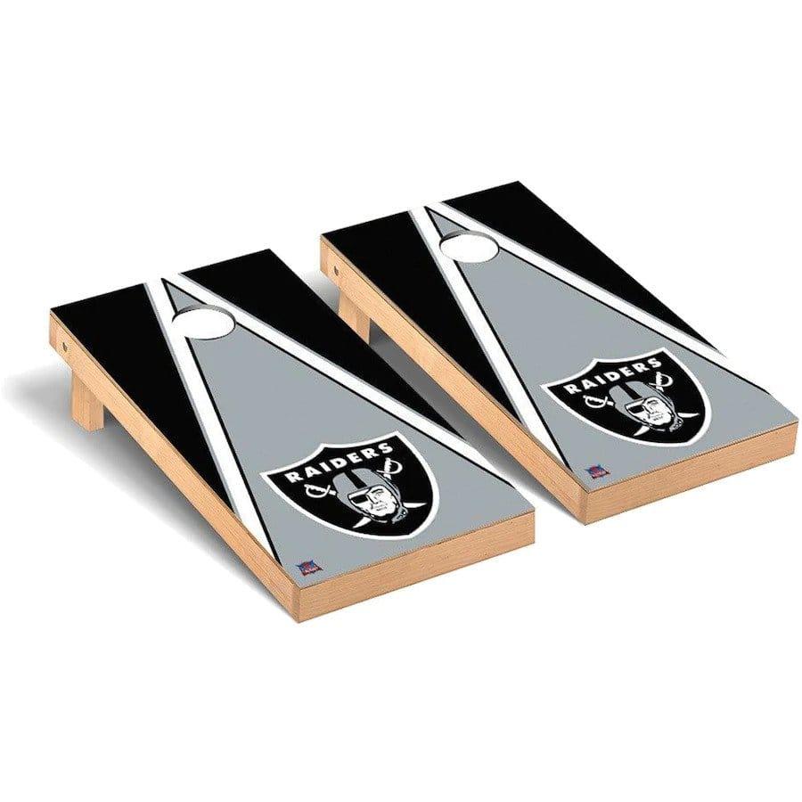 Las Vegas Raiders Cornhole Boards