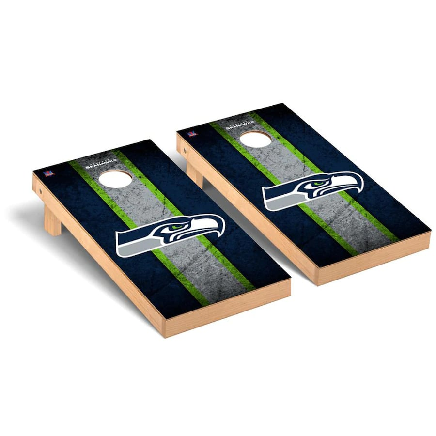 Seattle Seahawks Cornhole Boards