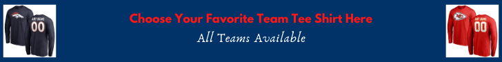 Get Your Favorite Team Tee Shirt Here